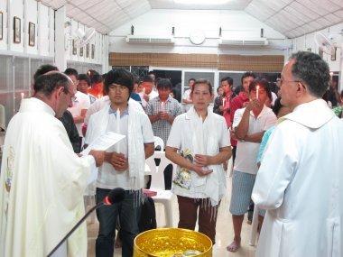 Precedente: la provincia di lhun prossima: la vita della missione